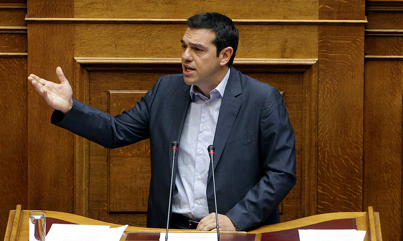 Αποτέλεσμα εικόνας για Η μάχη του Προϋπολογισμού στη Βουλή - Τι θα πει ο Τσίπρας