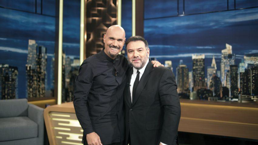 The 2Night Show (15/01): Οι αποψινοί καλεσμένοι του Γρηγόρη Αρναούτογλου