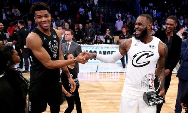 Πού θα δείτε το all star game του NBA