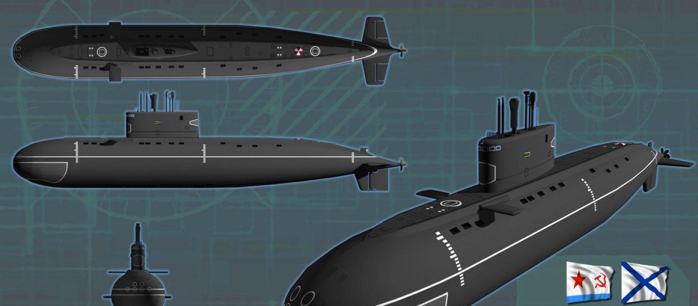 Ρωσικά υποβρύχια τύπου Kilo
