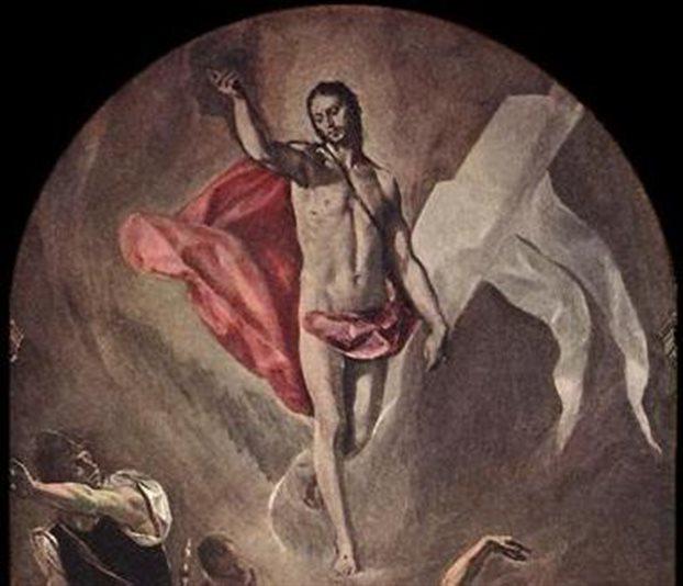 Ελ Γκρέκο Ανάσταση