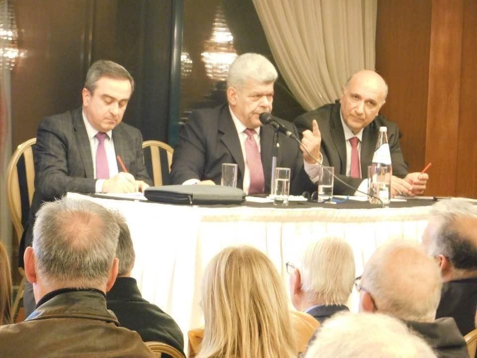 Θανάσης Σκορδάς: Η πατρίδα μας έχει αναγκή από ένα εγερτήριο σάλπισμα