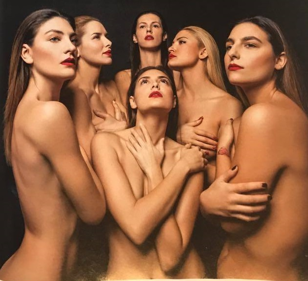 Sexy κορίτσια γυμνό