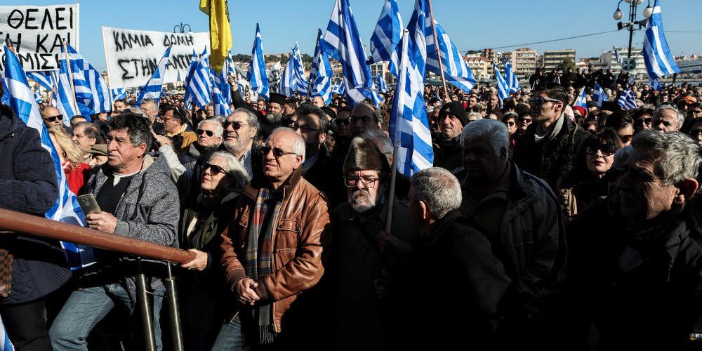 Οργή στο Βόρειο Αιγαίο για το μεταναστευτικό: Θέλουμε πίσω τα νησιά μας!