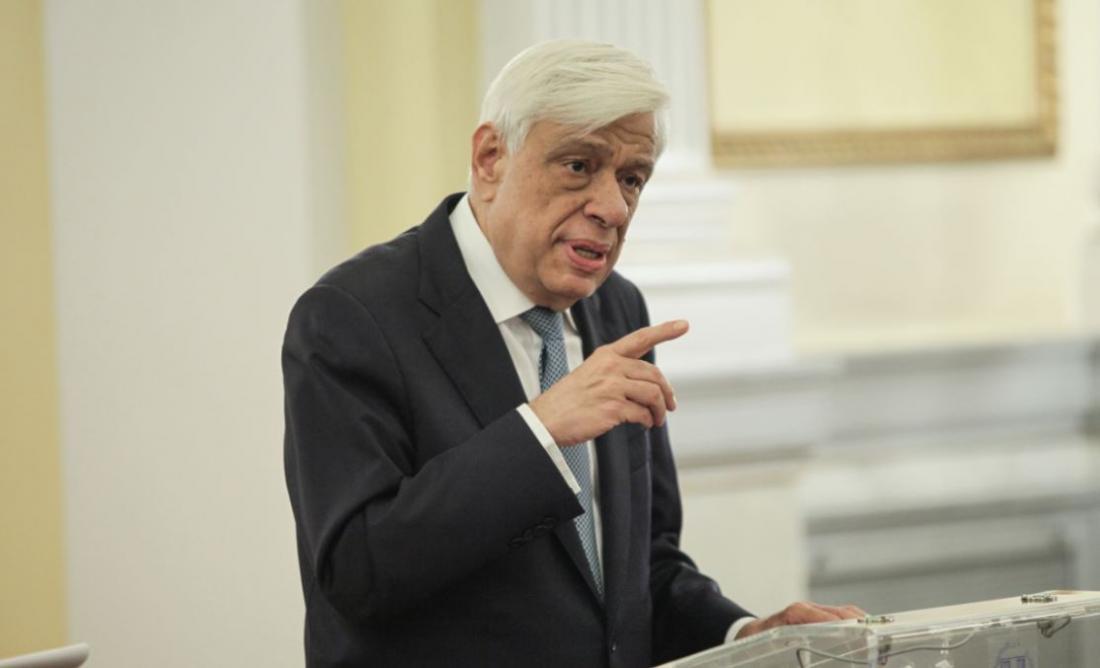 Ο Προκόπης Παυλόπουλος για το δημοψήφισμα στην Καταλονία