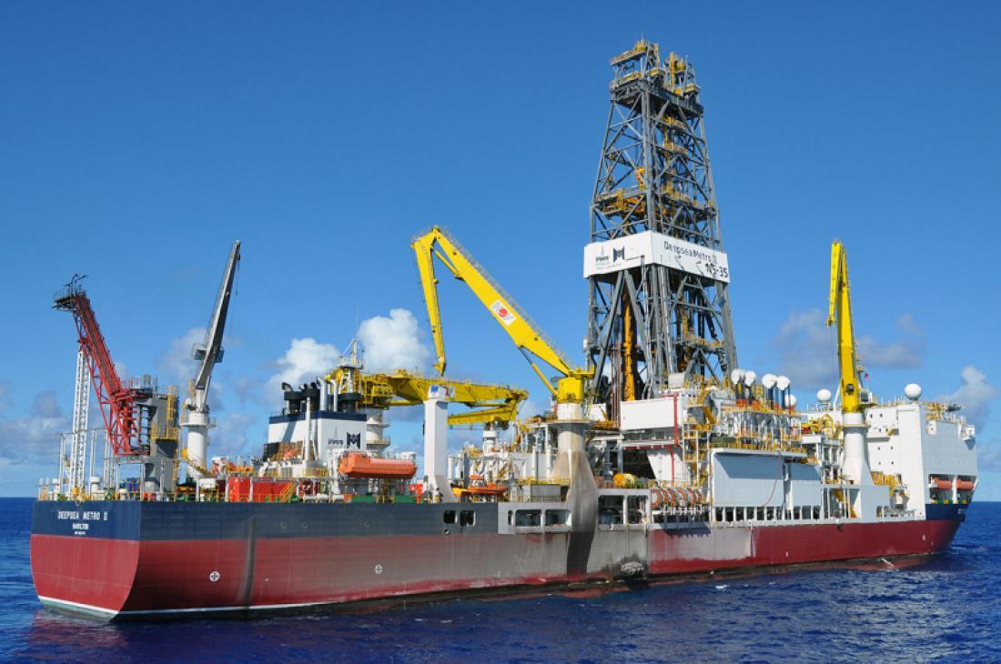 Έτοιμη η Τουρκία να ξεκινήσει γεωτρήσεις στην Κύπρο με νέο γεωτρύπανο