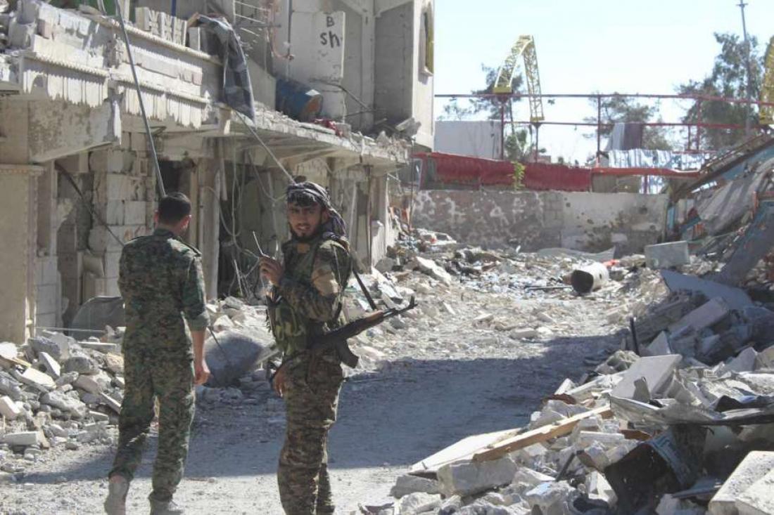 Συρία: Ο ISIS έχασε τη Ράκα, το κυριότερο προπύργιό της στη χώρα