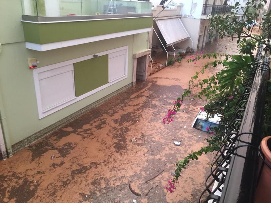 Αποτέλεσμα εικόνας για μάνδρα πλημμύρες