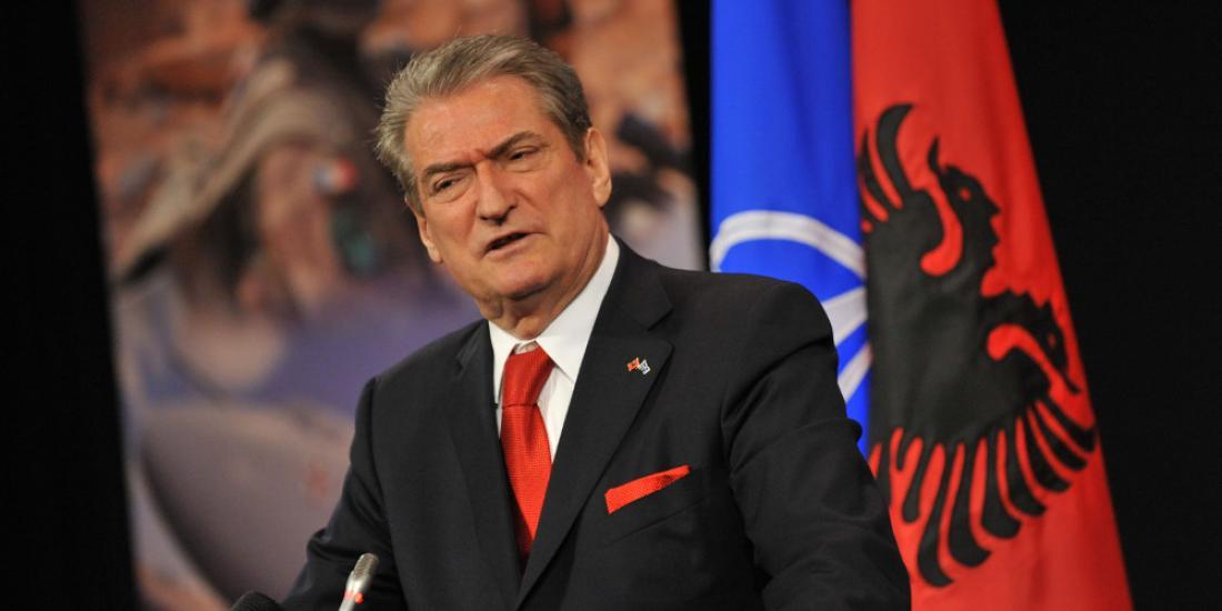 Προκλητικό βίντεο του Μπερίσα για την ανεξαρτησία της Αλβανίας, μέσα στο οποίο περιλαμβάνεται και η μισή δυτική Ελλάδα, από την Καστοριά, έως την Κέρκυρα και την Πρέβεζα (ΒΙΝΤΕΟ)