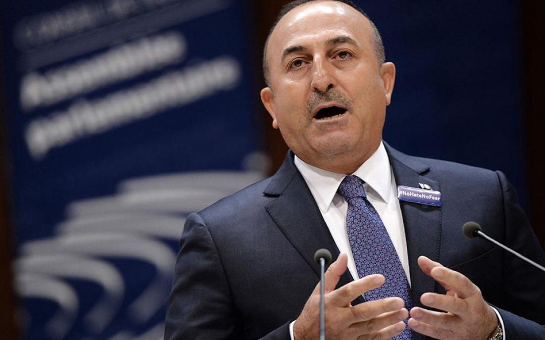 «Βόμβα» Τσαβούσογλου: Mιλά ανοιχτά για... πόλεμο για τα νησιά του Αιγαίου!