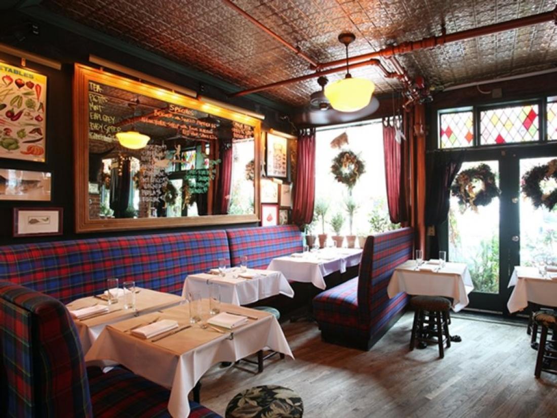 Σοκ στη Νέα Υόρκη: Καταγγελία - φωτιά για δωμάτιο... βιασμού σε εστιατόριο! (ΦΩΤΟ)
