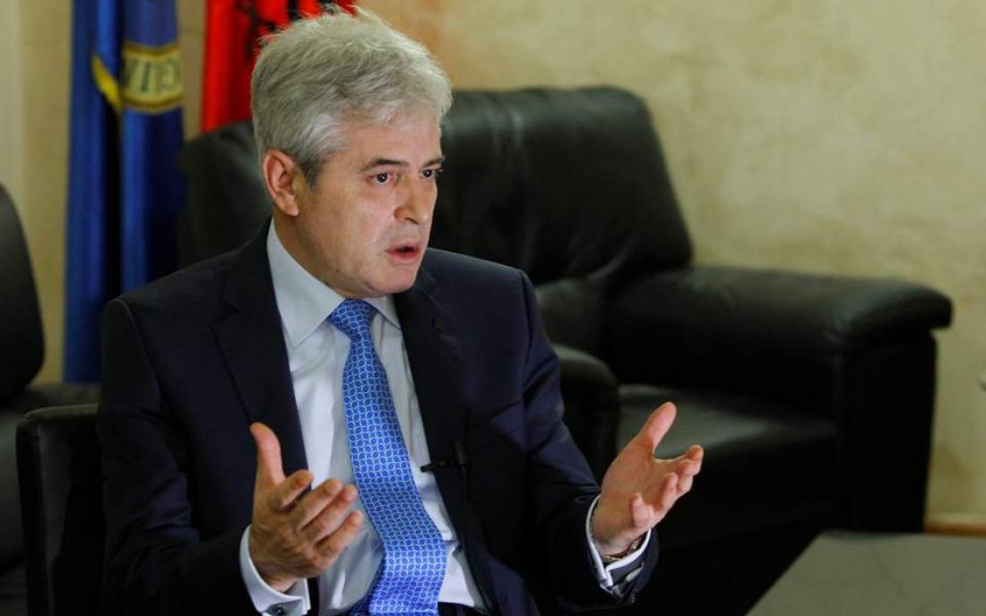 Ονομασία ΠΓΔΜ - Αλβανικό κόμμα Σκοπίων: «Όχι» στο δημοψήφισμα για το όνομα
