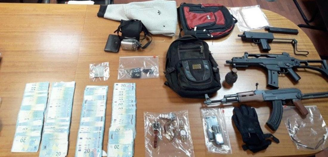 Συνελήφθησαν μέλη συμμορίας που ανατίναζαν ΑΤΜ με την μέθοδοPlofkraak=Πάνω από 300.000 ευρώ η λεία τους (ΦΩΤΟ)