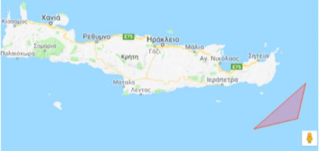 Νέα πρόκληση με δύο τουρκικές NAVTEX στην Κρήτη!