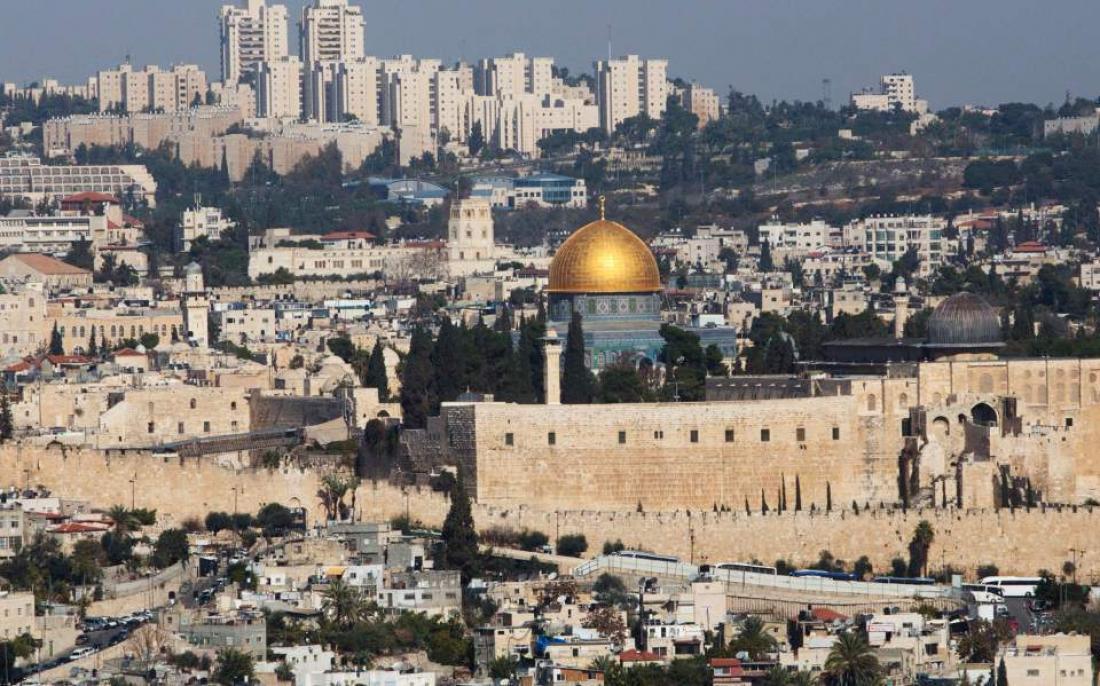 Τον Μάιο η μεταφορά της αμερικανικής πρεσβείας από το Τελ Αβίβ στην Ιερουσαλήμ