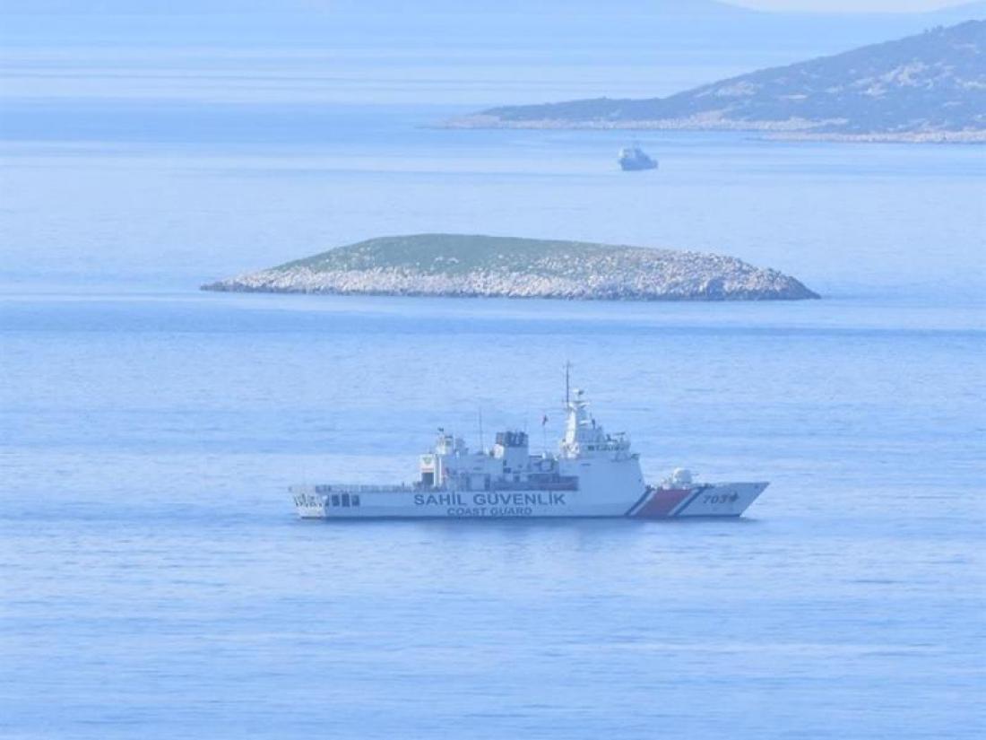 Ίμια: Ολοένα κλιμακούμενα βαίνουν προκλητικότητα και διεκδικήσεις από την Τουρκία - Θα συναντηθούν οι στρατηγοί των δύο χωρών