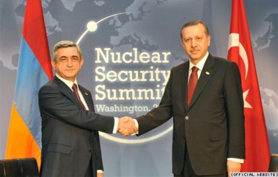Αρμενία: Η Άγκυρα δεν έκανε ούτε ένα μικρό βήμα για την επικύρωση και εφαρμογή της συμφωνίας