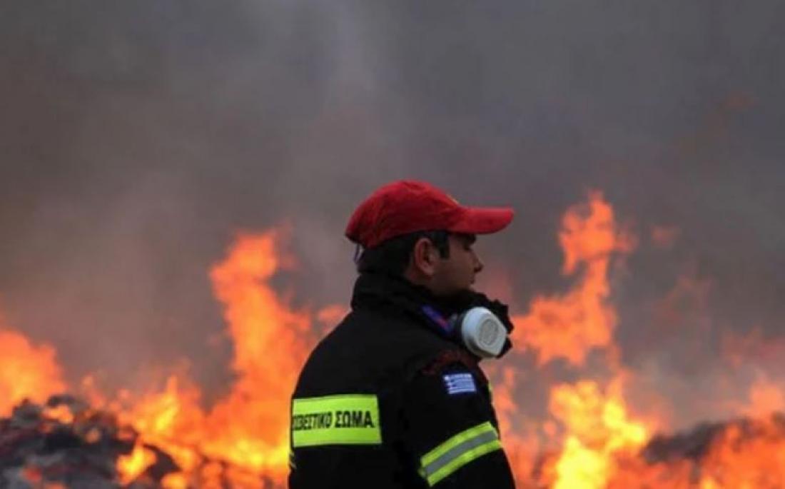 Πυρκαγιές σε Κρήτη, Αττική και Πελοπόννησο