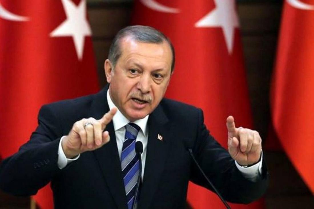 Ο Ερντογάν το... «βιολί» του: «Θα πάρουμε τη ζωή άλλων για τη μεγάλη Τουρκία!» (ΒΙΝΤΕΟ)