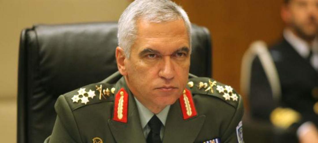 Ηχηρό μήνυμα από το Στρατηγό Κωσταράκο: «Τουρκία, μην τολμήσεις!»