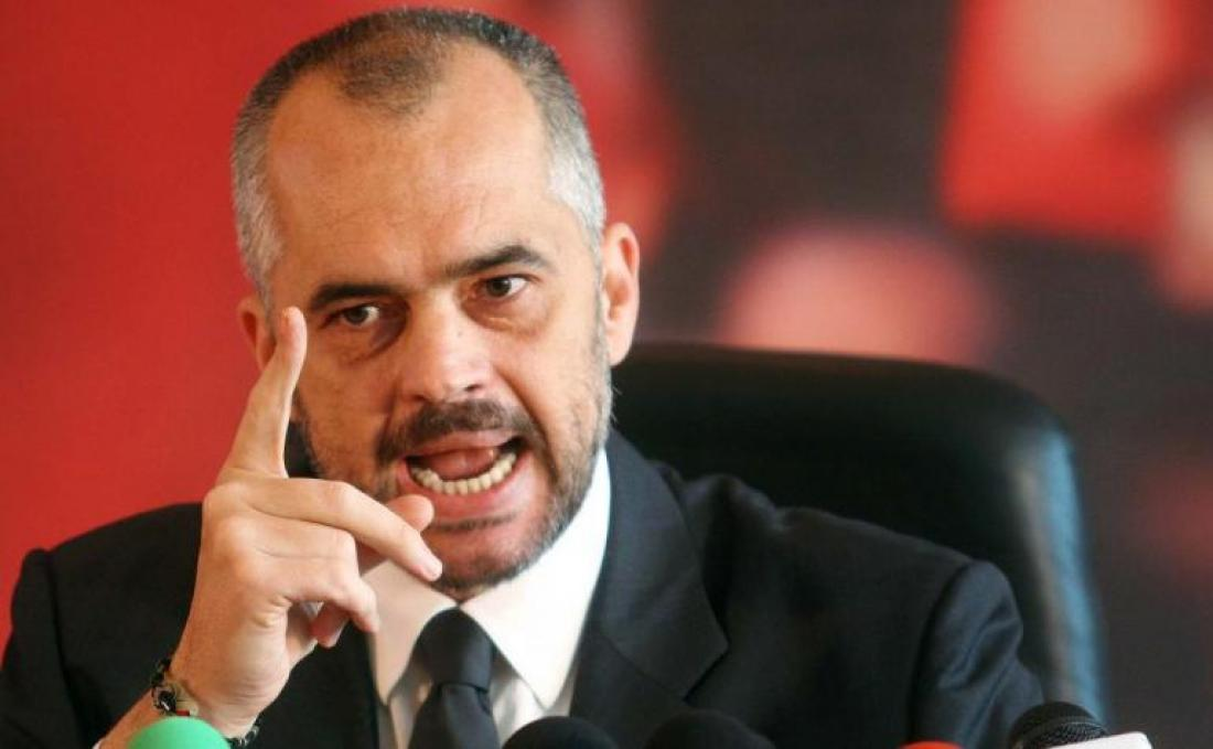 Συνεχίζει να προκαλεί και ο Ράμα: «Τεχνικά, Ελλάδα και Αλβανία είναι σε εμπόλεμη κατάσταση»