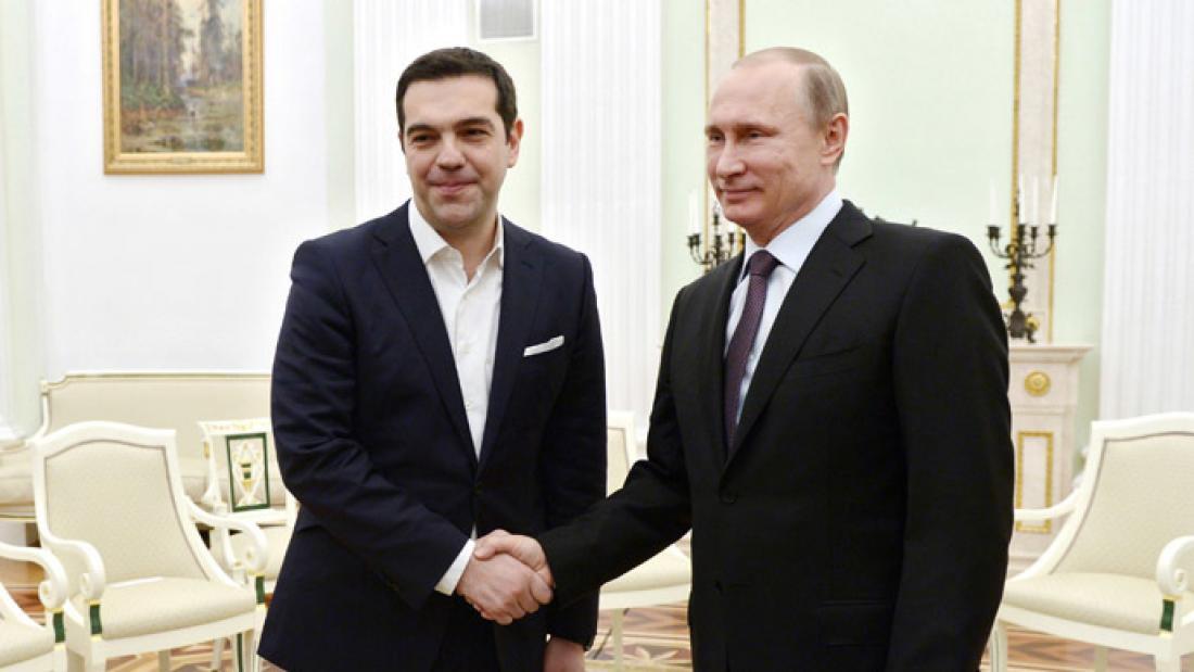 Στα «άκρα» το διπλωματικό παιχνίδι: Ο Πούτιν κάλεσε τον Τσίπρα στη Ρωσία