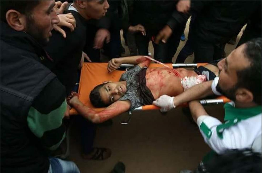 Δεκαέξι νεκροί, εκατοντάδες τραυματίες στη λωρίδα της Γάζας - Φόβοι για νέες συγκρούσεις