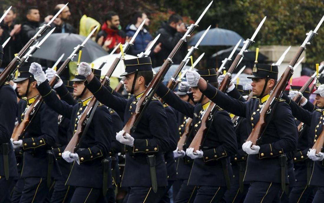Σήμερα (25/3) η μεγάλη στρατιωτική παρέλαση-Όλες οι κυκλοφοριακές ...