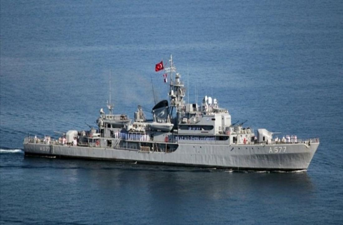 Νέα παράνομη Navtex για την κυπριακή ΑΟΖ εξέδωσε η Τουρκία