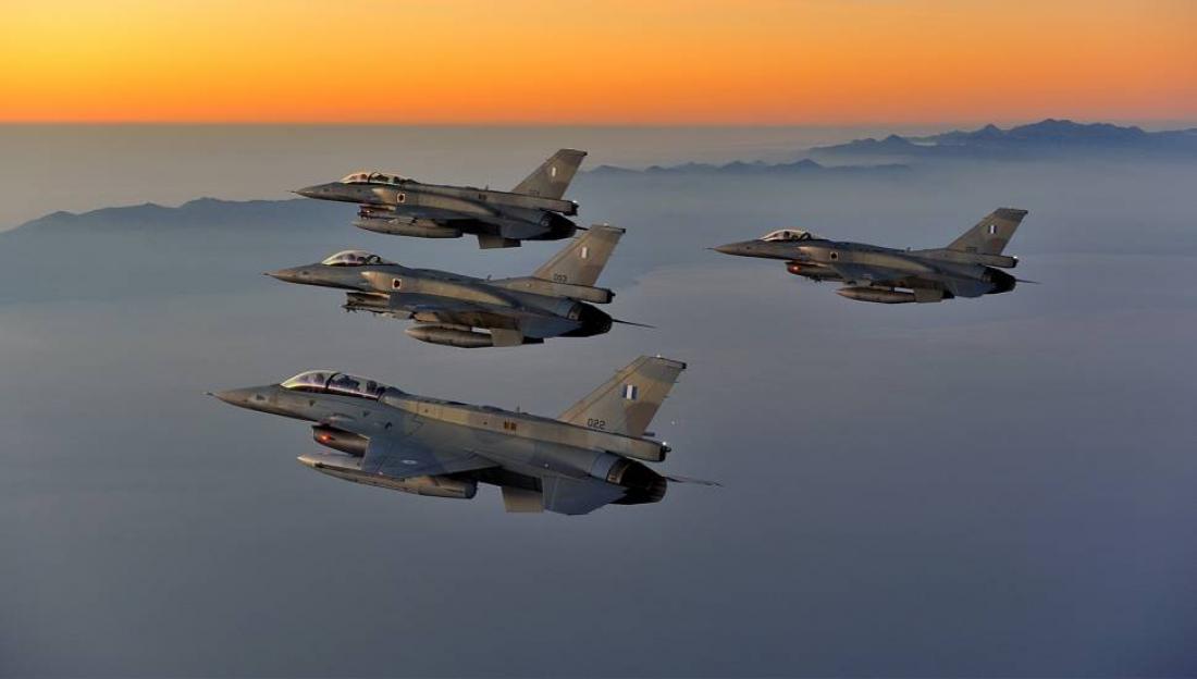 Έκτακτο ΚΥΣΕΑ υπό τον Τσίπρα για τα F16 (ΦΩΤΟ)