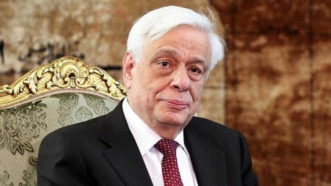 """Πρ.Παυλόπουλος: """"Eίμαστε Λαός και Έθνος ο οποίος δεν πρόκειται, σε καμία περίπτωση, ν΄ απεμπόληση, έστω και κατ΄ ελάχιστο το Έδαφός του"""