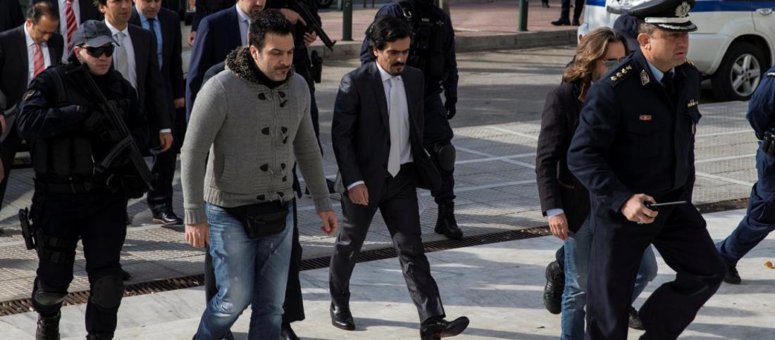 Ελεύθερος ο Τούρκος πιλότος του ελικοπτέρου