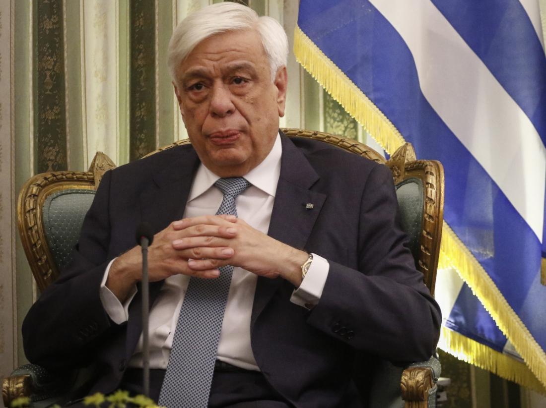 Ξεκάθαρα μηνύματα προς ΠΓΔΜ, Τουρκία, αλλά και για την επίλυση του Κυπριακού, έστειλε ο  Πρ. Παυλόπουλος