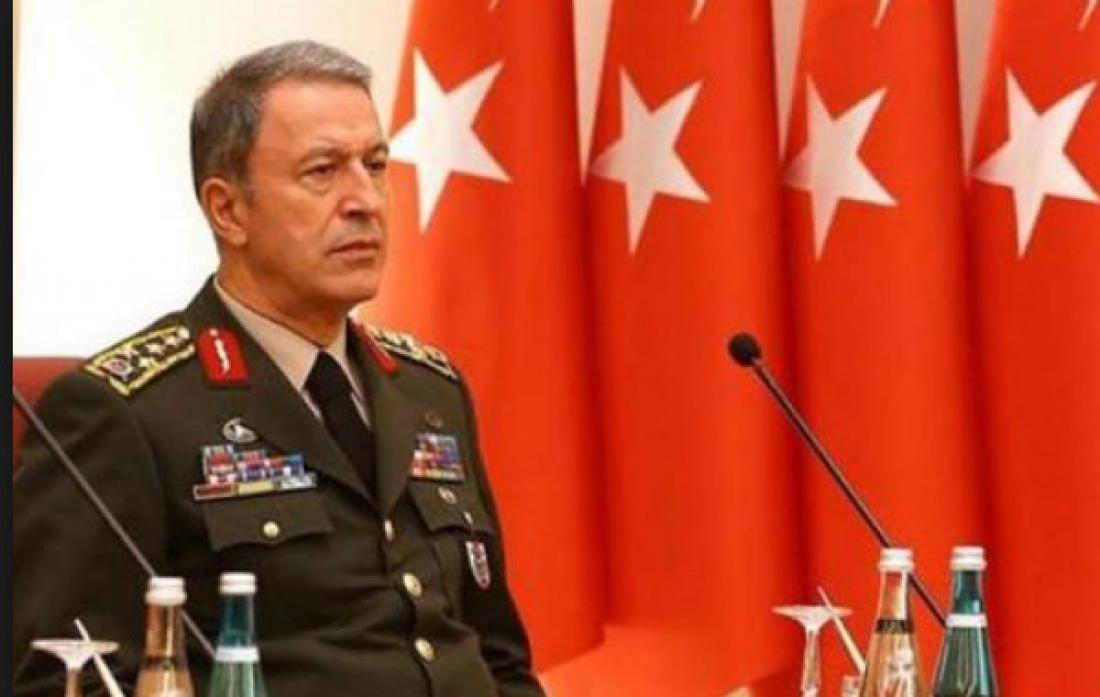 Αρχηγός τουρκικού στρατού: Θα προστατεύσουμε τα συμφέροντά μας σε Αιγαίο, Κύπρο και Μεσόγειο!