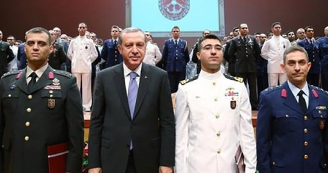 Συνεχίζεται η παράνοια του Ερντογάν: Έβαλε να συλλάβουν διευθυντή της στρατιωτικής σχολής για διασυνδέσεις με τους γκιουλενιστές