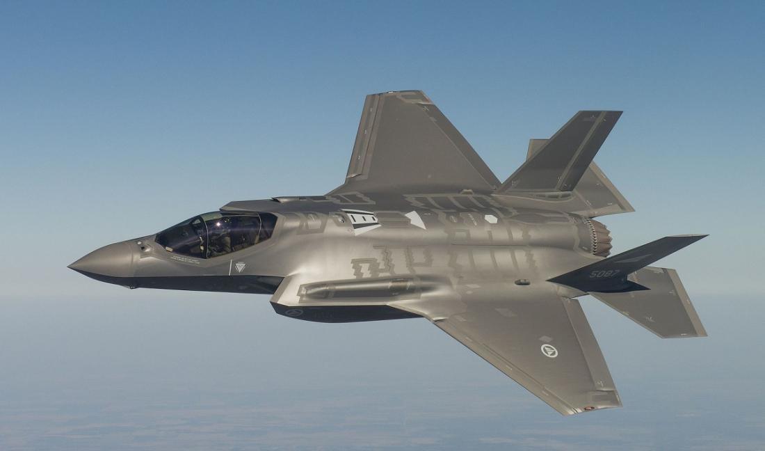 Δήλωση σοκ στο Κογκρέσο: «Η Τουρκία θα χρησιμοποιήσει τα F-35 εναντίον της Ελλάδας»