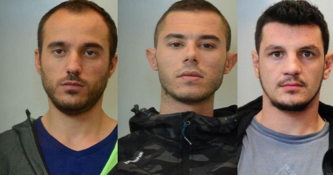 Στη δημοσιότητα οι φωτογραφίες των Αλβανών δραπετών και των συνεργών τους (ΦΩΤΟ)