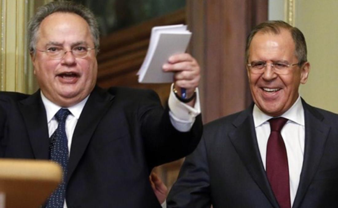 Επιφυλακτικός ο Λαβρόφ για την συμφωνία Ελλάδος-Σκοπίων
