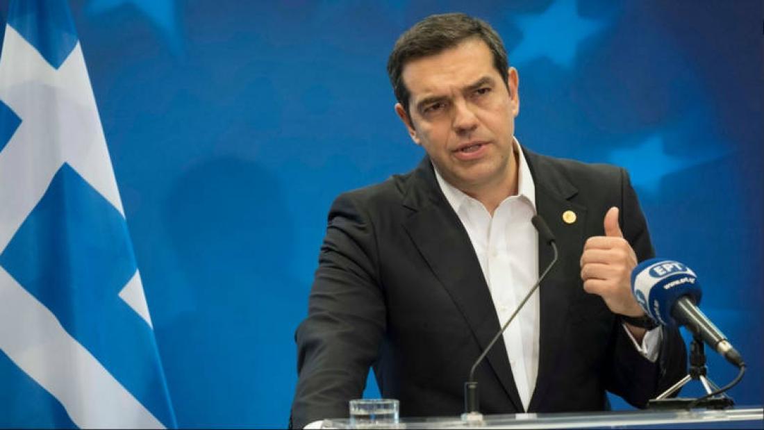 Τσίπρας: Ο Ερντογάν, ουσιαστικά, μου έθεσε θέμα ανταλλαγής των στρατιωτικών-Του απάντησα όπως έπρεπε