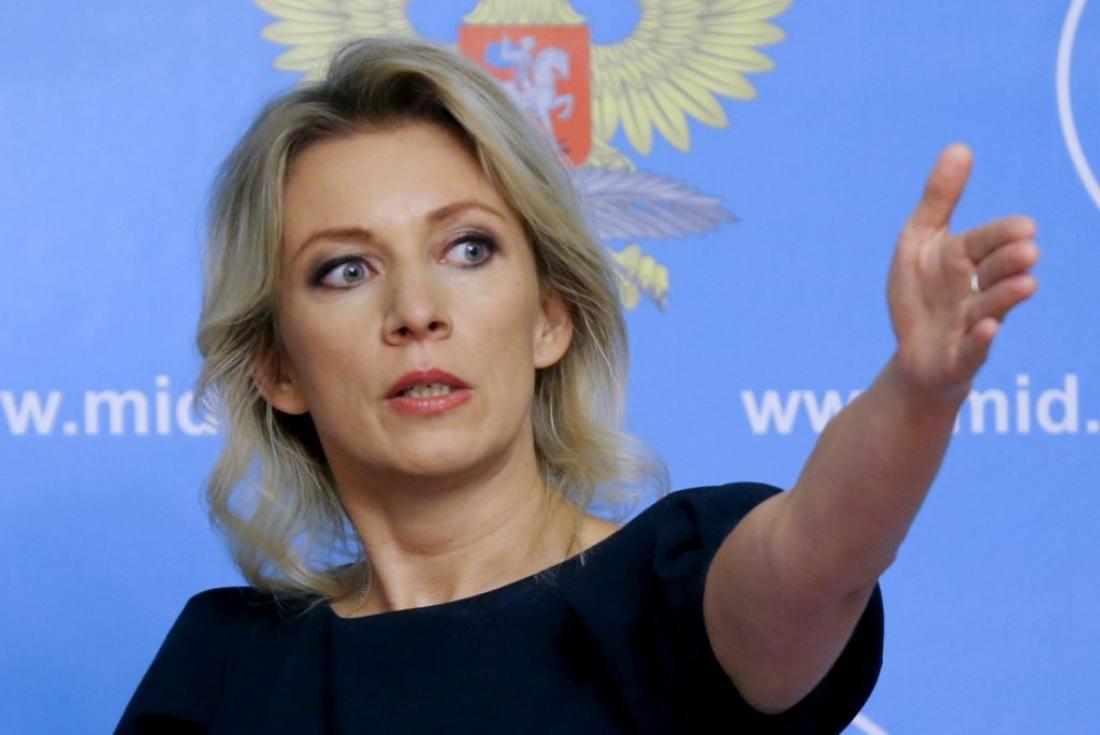 Κόλαφος η εκπρόσωπος του ρωσικού υπουργείου Εξωτερικών για τις απελάσεις: Τέτοια πράγματα δεν μένουν χωρίς συνέπειες, οι Έλληνες θα έπρεπε να έχουν επικοινωνήσει