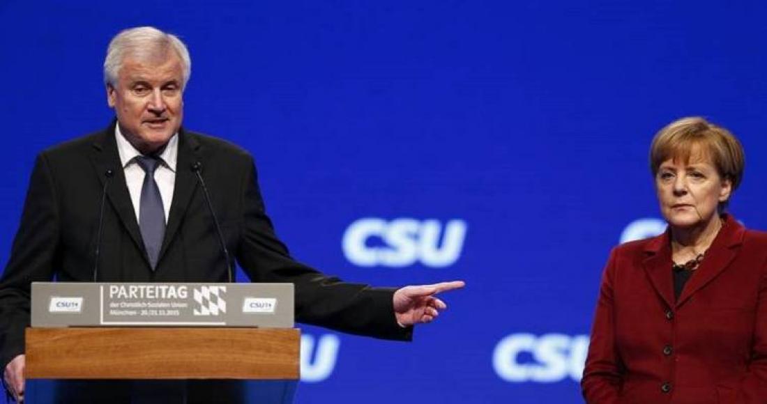Ζήτημα χρόνου η συμφωνία Ελλάδας-Γερμανίας για τους πρόσφυγες-Εξακολουθεί να απειλεί ο Ζεεχόφερ