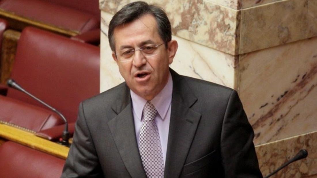 «Καυτά» ερωτήματα του Νίκου Νικολόπουλου προς τον Γ.Πιτσιλή στην συνεδρίαση της Διαρκούς Οικονομικής Επιτροπής της Βουλής