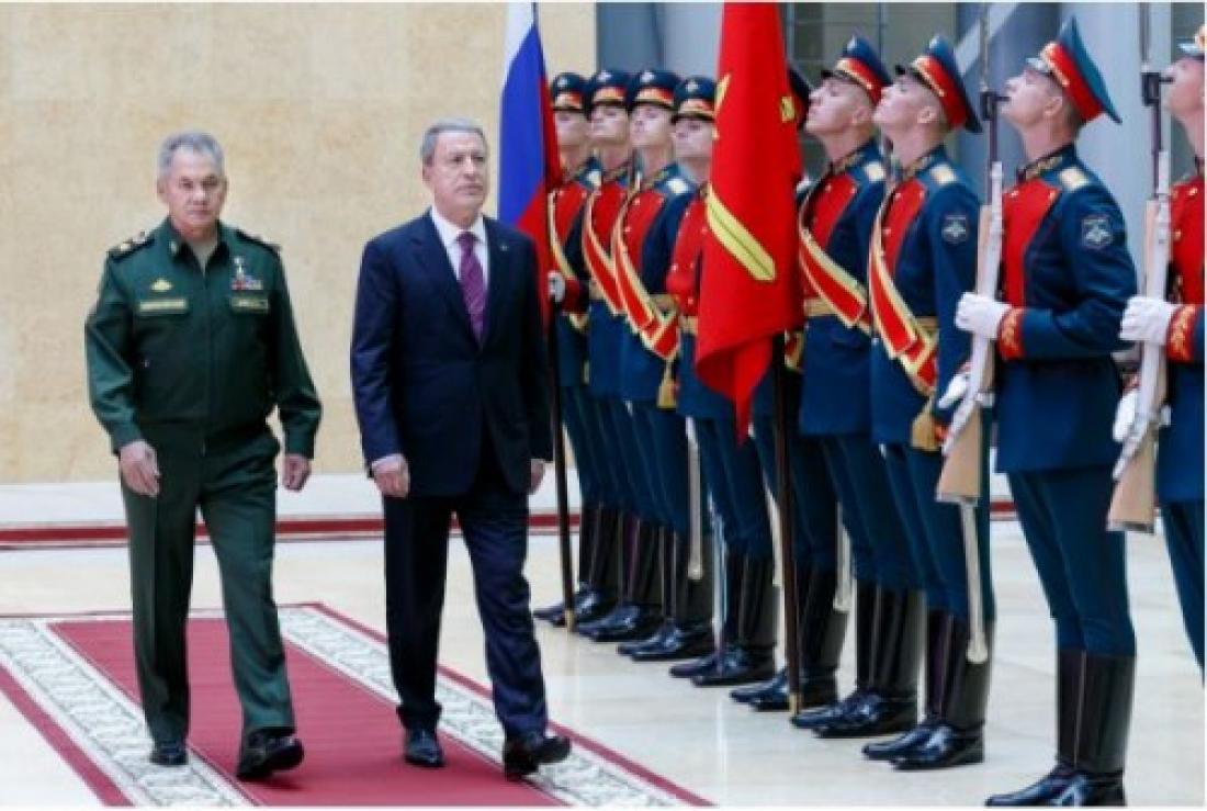 Γιατί ο Ερντογάν έστειλε στην Ρωσία τον υπουργό Άμυνας και τον αρχηγό των Μυστικών Υπηρεσιών (ΒΙΝΤΕΟ)