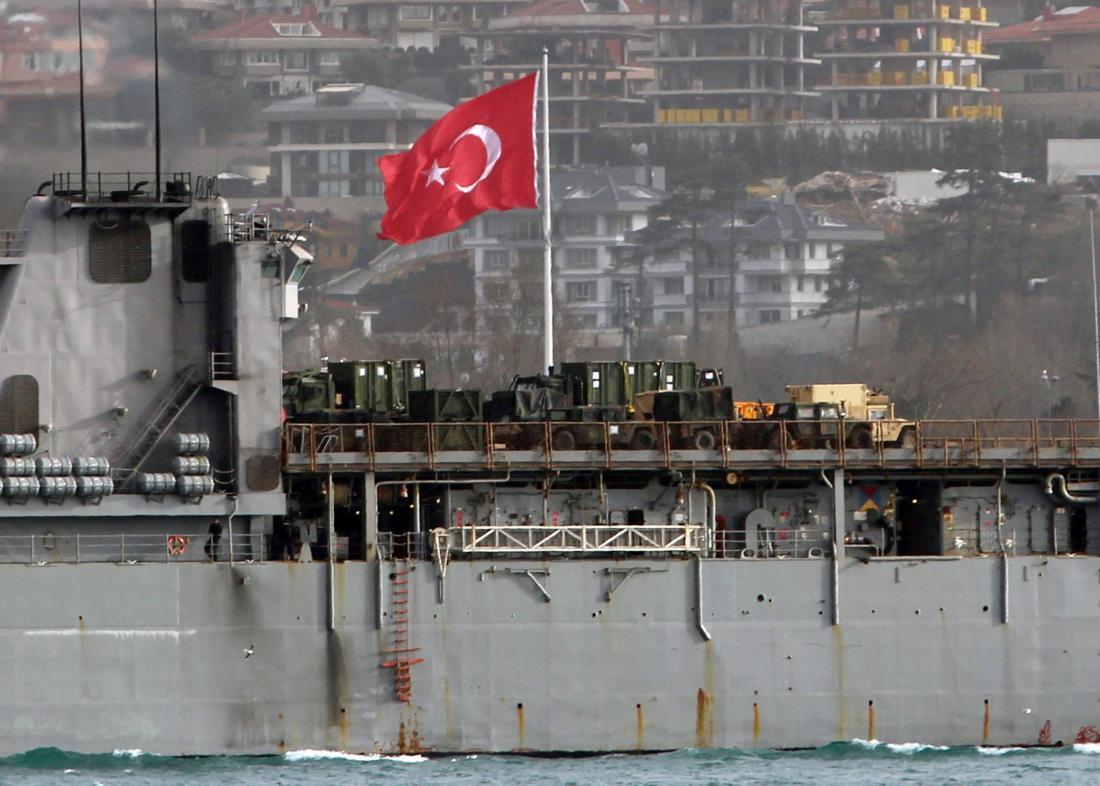 Ναυτική και αεροπορική βάση στα Κατεχόμενα σχεδιάζει η Τουρκία