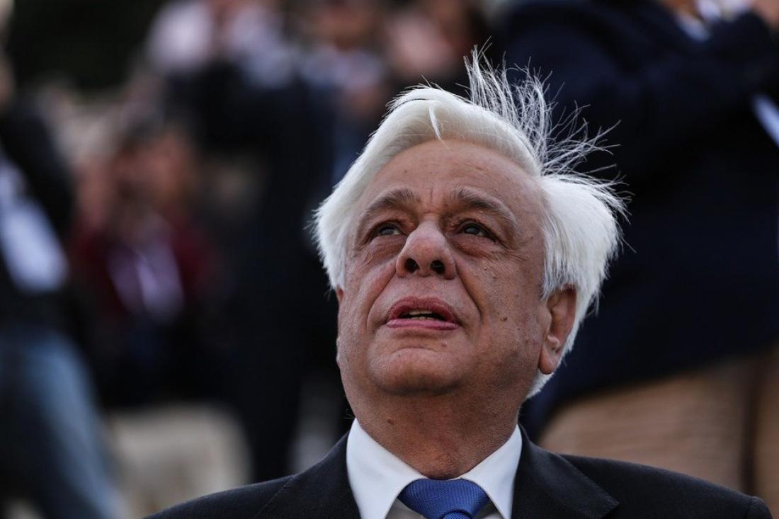 Προκόπης Παυλόπουλος: Στις Θερμοπύλες ήταν μια μάχη που έδωσαν οι Έλληνες ενωμένοι