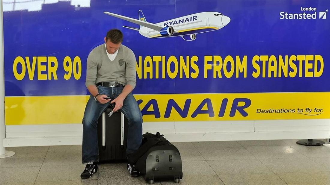 a6b8e1c510f Τέλος στη δωρεάν χειραποσκευή στην Ryanair από την 1η Νοεμβρίου ...