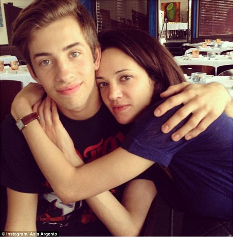 Image result for Η ηθοποιός Άσια Αρτζέντο αρνείται