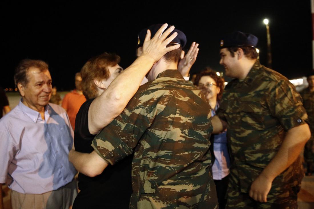 Μαξίμου: Έτσι φτάσαμε στην αποφυλάκιση των δύο Ελλήνων στρατιωτικών