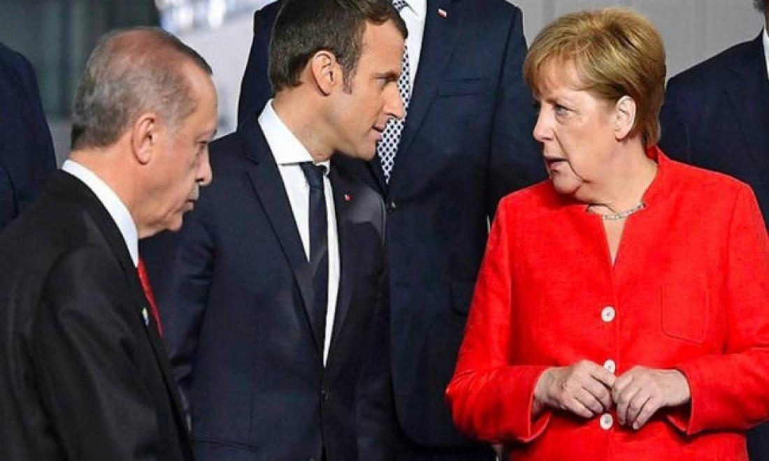 Ο Ερντογάν « στο έλεος της Ρωσίας», λένε οι Γάλλοι