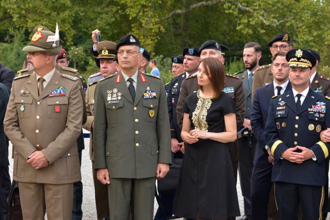 Ο αρχηγός ΓΕΣ στην 5η Σύνοδο Αρχηγών Ευρωπαϊκών Χερσαίων Δυνάμεων